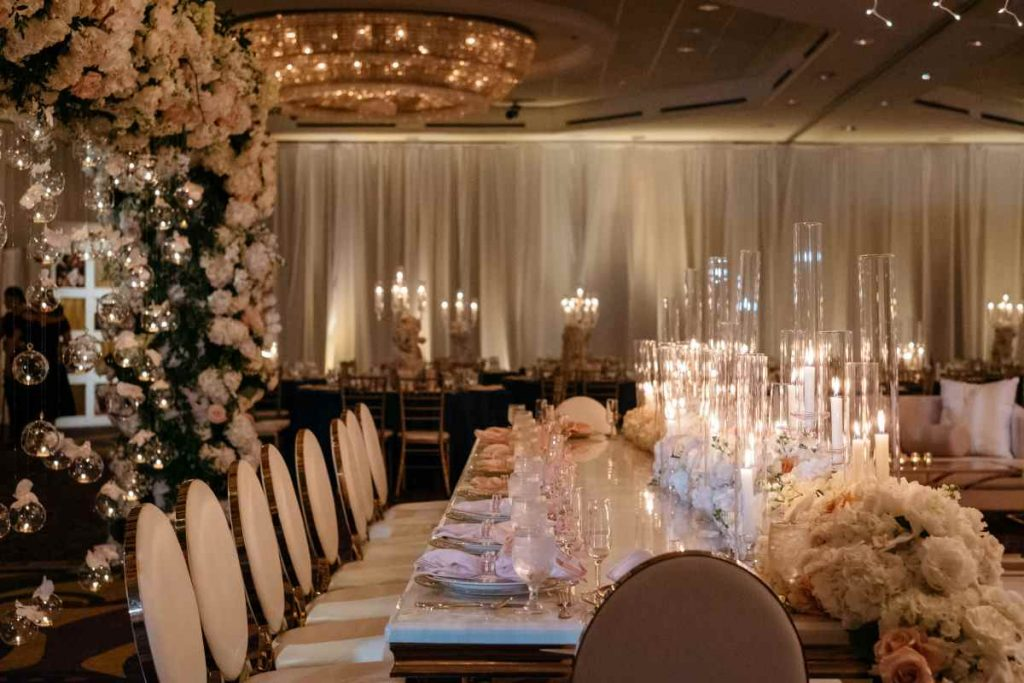 Charlotte Wedding - Wedding Recption